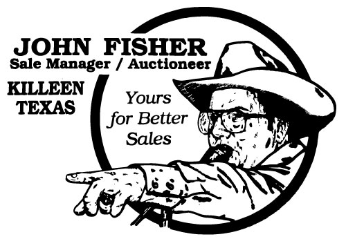 Auctioneer Texas